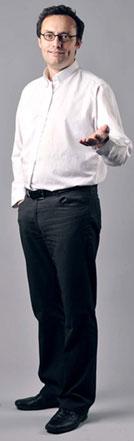 Volker Frey stehend